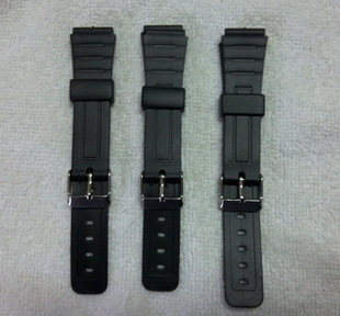 2015 fashion watchband Watch accessories High-grade PU Band silicone band silicone watch accessories strap for hours wholesale(China (Mainland))