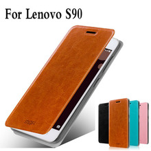 Phone Case Cover For Lenovo Sisley s90 Cell Phone Case For Lenovo Sisley s90 Luxury Flip Leather Case For Lenovo s90 Free Ship
