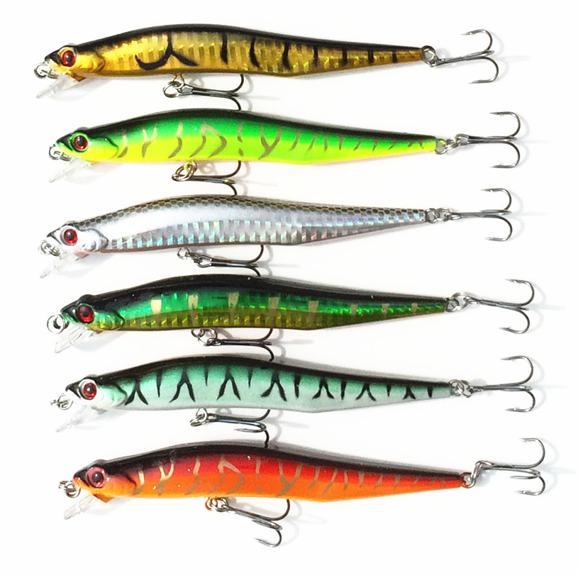 buy wholesale lot 6pcs plastic fishing