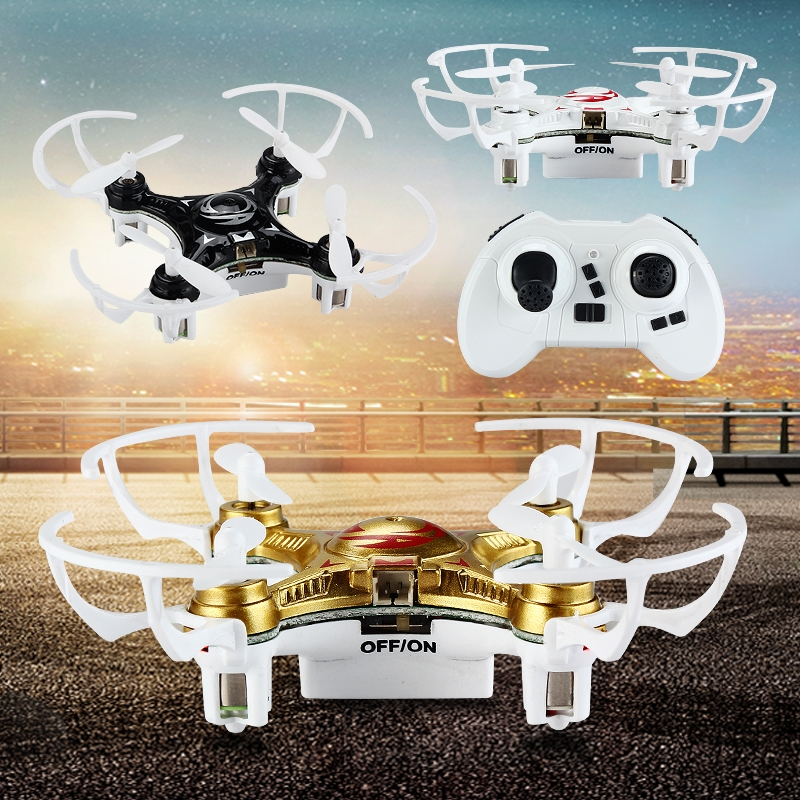 2015 New arrival Mini Drone 4 Channel 2 4GHz 6 Axis Gyro RC Quadcopter UFO 360