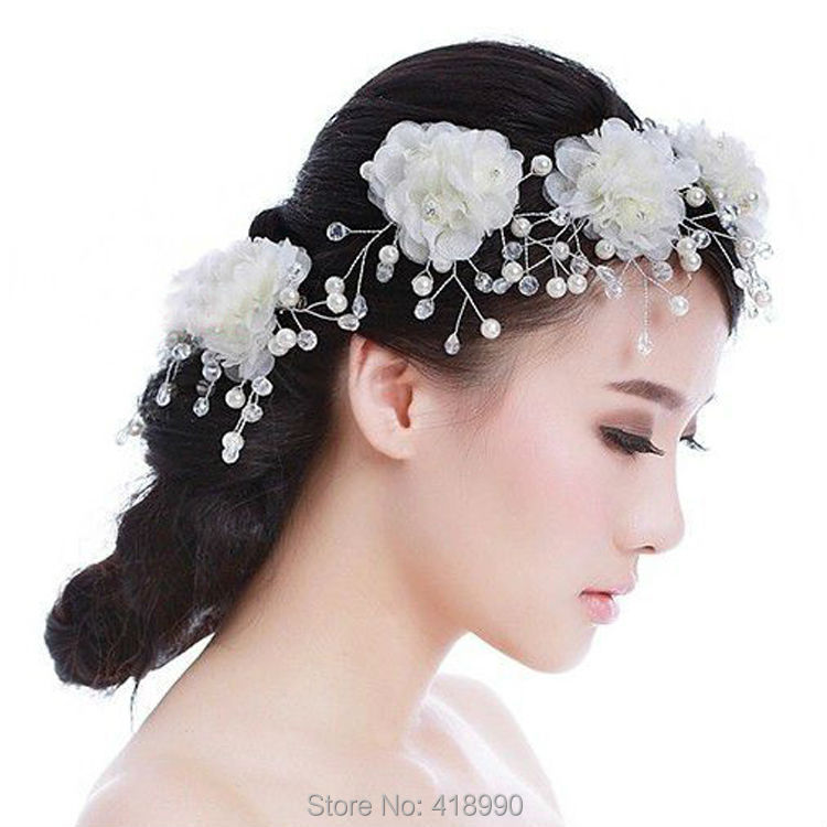 Whether for a special occasion or an ordinary event, fresh flower hair pieces are an easy and natural way to combine the beauty of nature with your own personal style. Choosing flowers that can withstand hours of wear and melding them with the perfect hairstyle is key to wearing flowers with confidence.