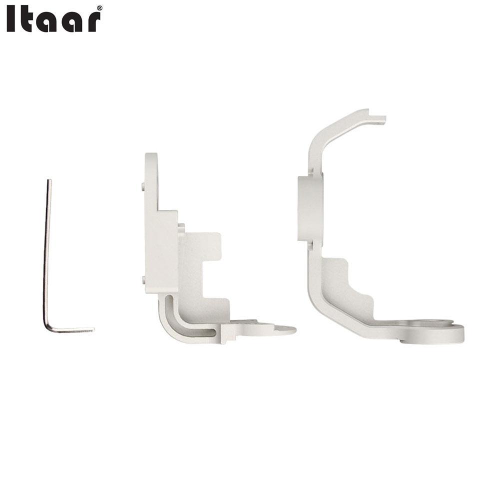 Pro Gimbal Yaw Arm Replacement Aluminum Alloy OEM For DJI Phantom 4 White