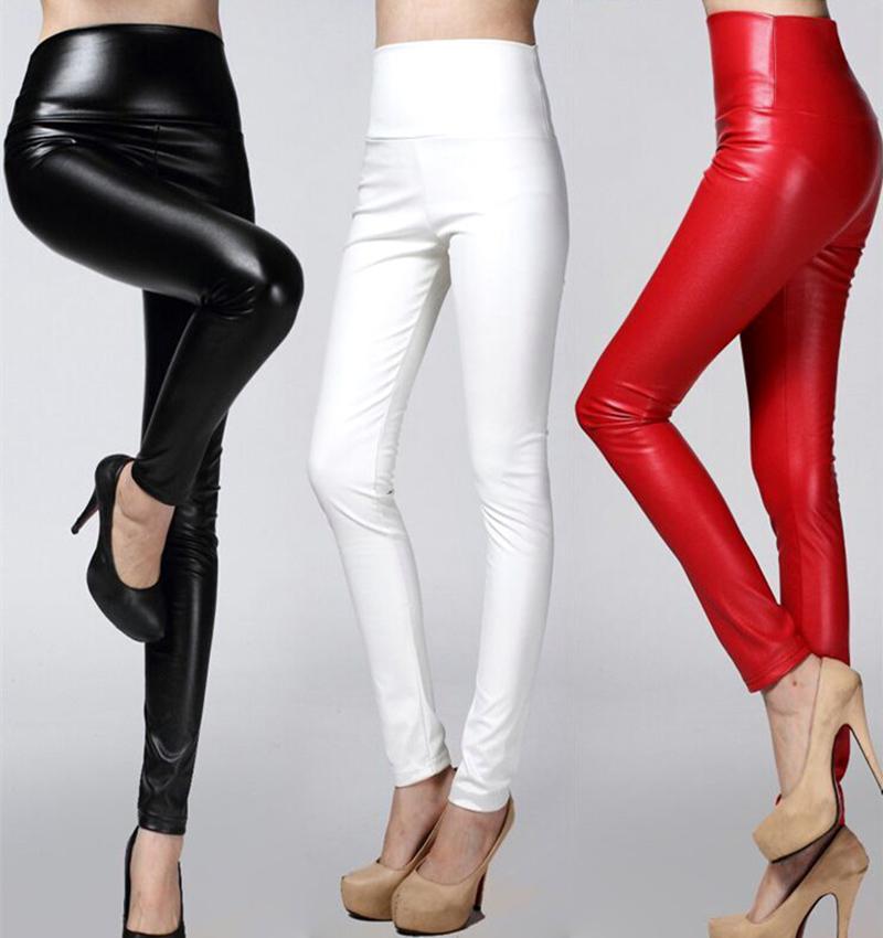 Женские брюки 2016 , PU