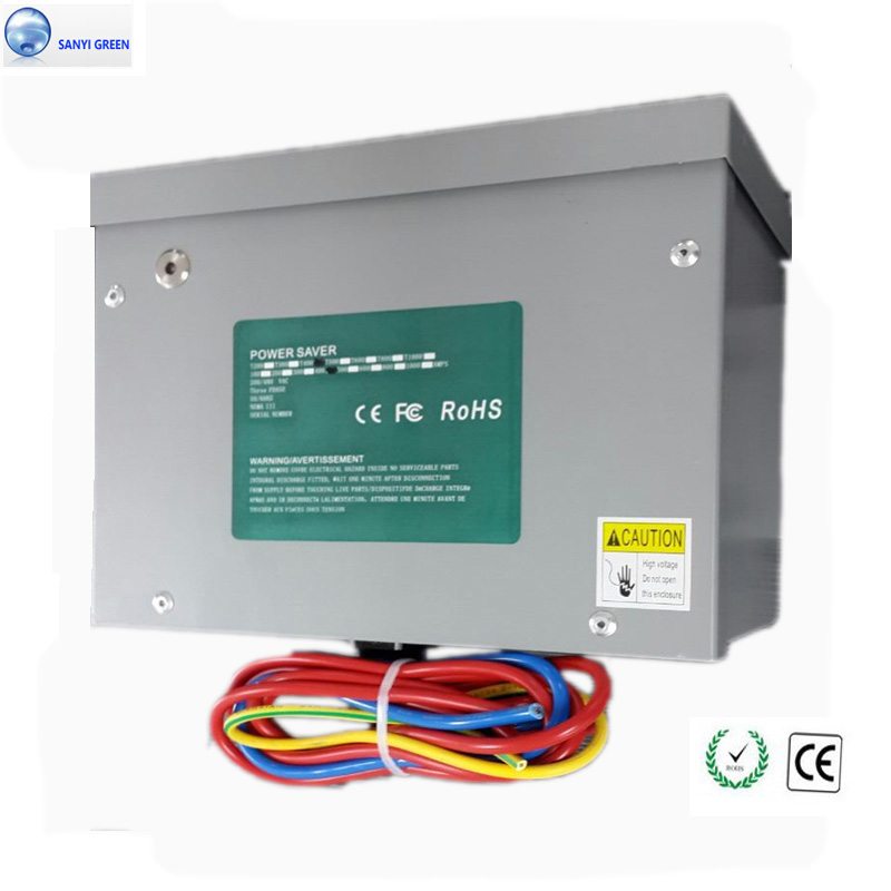 200KW Power Saver 3 Phase For Industrial and Factory Energy Save Box Saving Electricity Bill up to 25%(China (Mainland))
