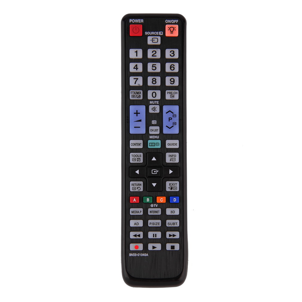 1pc Universal Original remote control for Samsung BN59-01040A 3D DVD TV remote and Samsung BN5901040A LED/LCD remote control(China (Mainland))