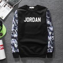 Jordan sweatshirt hip hop Hoodies sweatshirts for men and women Size S-XL(China (Mainland))