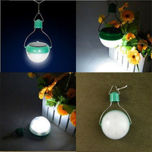 IN Stock Green Housing Solar Lamp Garden LED Solar Light Outdoor for Emergency Waterproof rainproof