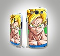 Dragon Ball Z Son Goku White Hard Case Cover for Samsung Galaxy S3 S3 Mini S4