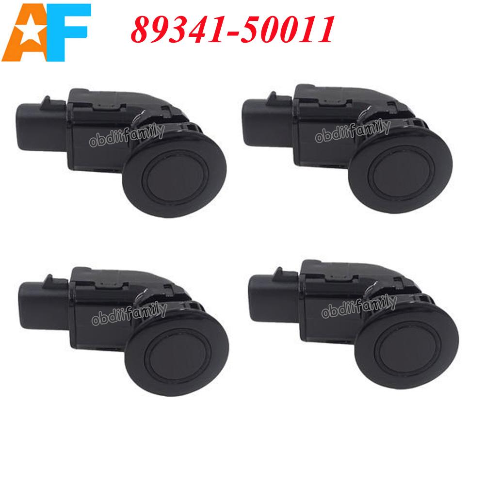 Фотография Free shipping! 4PCS/LOT PDC Parking Sensor 89341-5001-C0 For Toyota COROLLA Celsior LEXUS LS430 GS300 GS350 GS430 GS450H