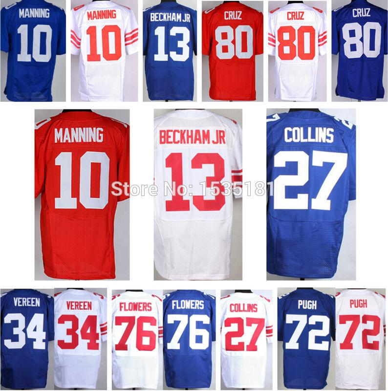 nfl New York Giants Justin Pugh Jerseys Wholesale