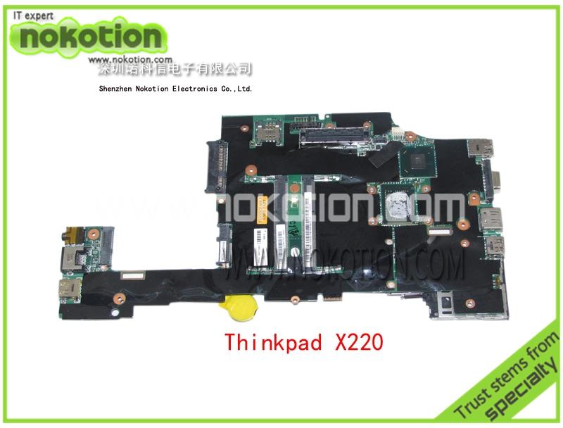 FRU 04W0696 Laptop Motherboard For Lenovo Thinkpad X220 X220i with SR04S i3-2310M CPU QM67 Mainboard<br><br>Aliexpress