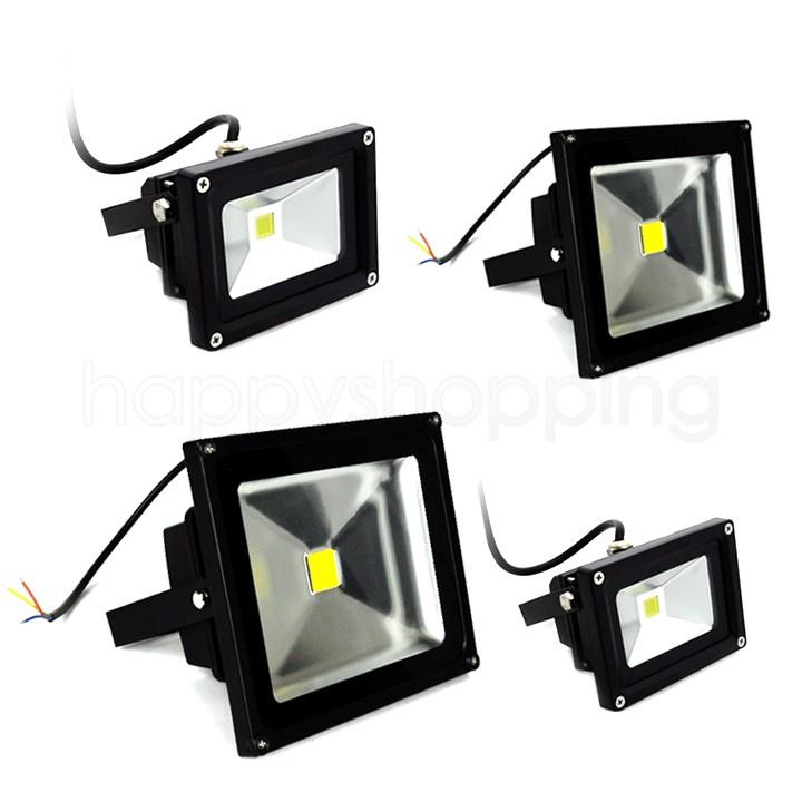 10W 20W 30W 50W 100W LED Flood Light Spotlight Waterproof Outdoor LED Floodlight Lamp AC85-265V 22(China (Mainland))