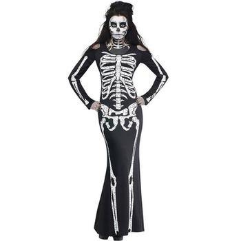 Европа хэллоуин костюмы ролевые игры дьявол ведьма костюмы новые выступления LC8877