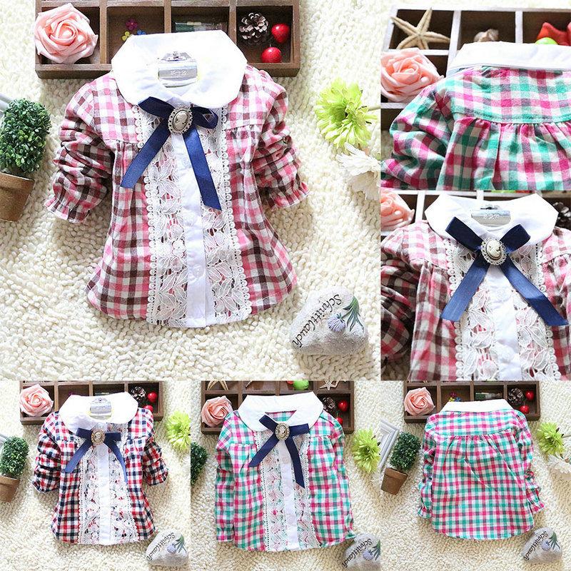 Блузки для девочек доставка