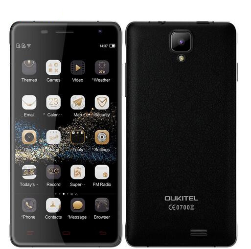 """In Stock Oukitel K4000 Pro MTK6735P Quad Core 4G LTE Mobile Phone 5.0"""" HD 2GB+16GB Android 5.1 OTG GPS 13MP Dual Sim Smartphone(China (Mainland))"""