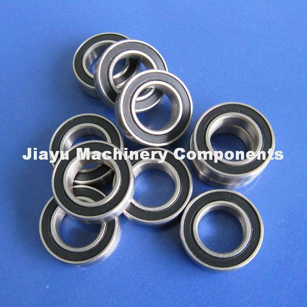 Free Shipping 100 PCS SMR148-2RS Hybrid Ceramic Bearings 8x14x4 mm Stainless Steel Races & Si3N4 Balls(China (Mainland))