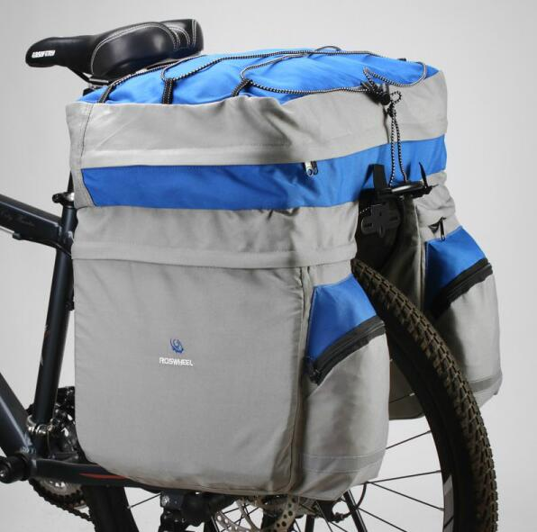 ROSWHEEL cycling bicycle High strength rear saddle bag 60L 48*50*34cm<br><br>Aliexpress