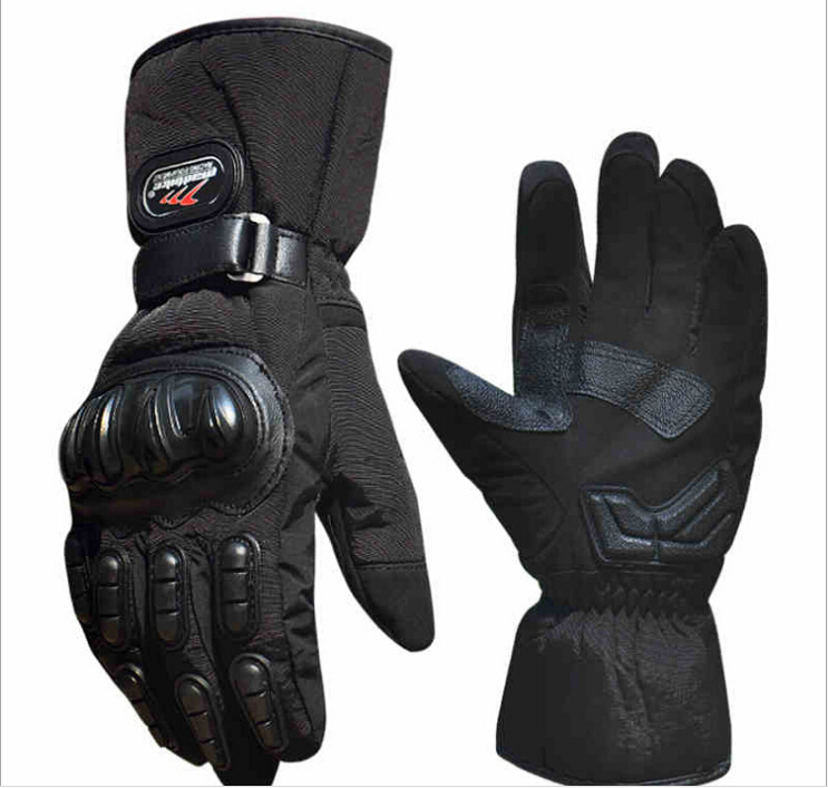 New motorcycle waterproof gloves Warm the cold winter outdoor cycling gloves st0334(China (Mainland))