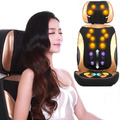 Free shipping Newest Health Care Instrument 3D Massage Cushion Body Massager Multifunctional Electric Massager Chair For