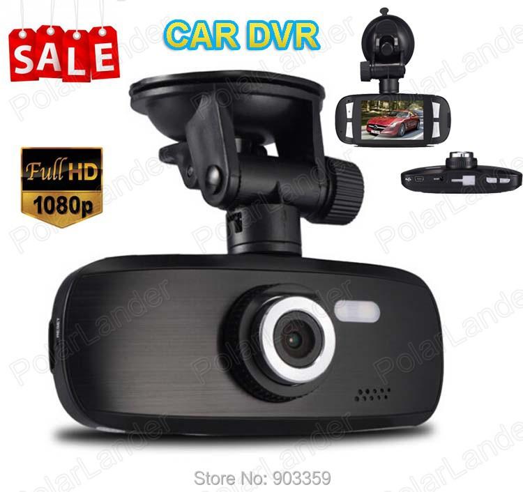 "2.7"" Car HD DVR Video Recorder Camera H200/NOT G1W/1080P Vehicle Traveling Data Recorder G-Sensor Motion Detection Night Vision(China (Mainland))"