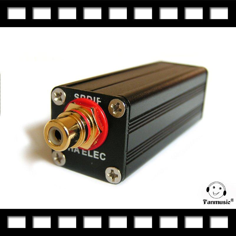 NG COAX USB turn coaxial USB coaxial PCM2902 converter(China (Mainland))
