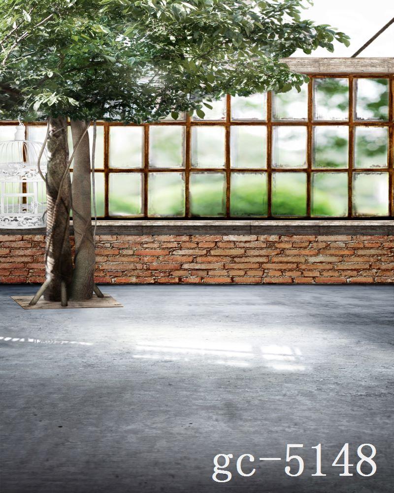 Фотография 3*5M Vinyl Custom Photography Backdrops Prop  Indoor theme Studio Background GC-5148