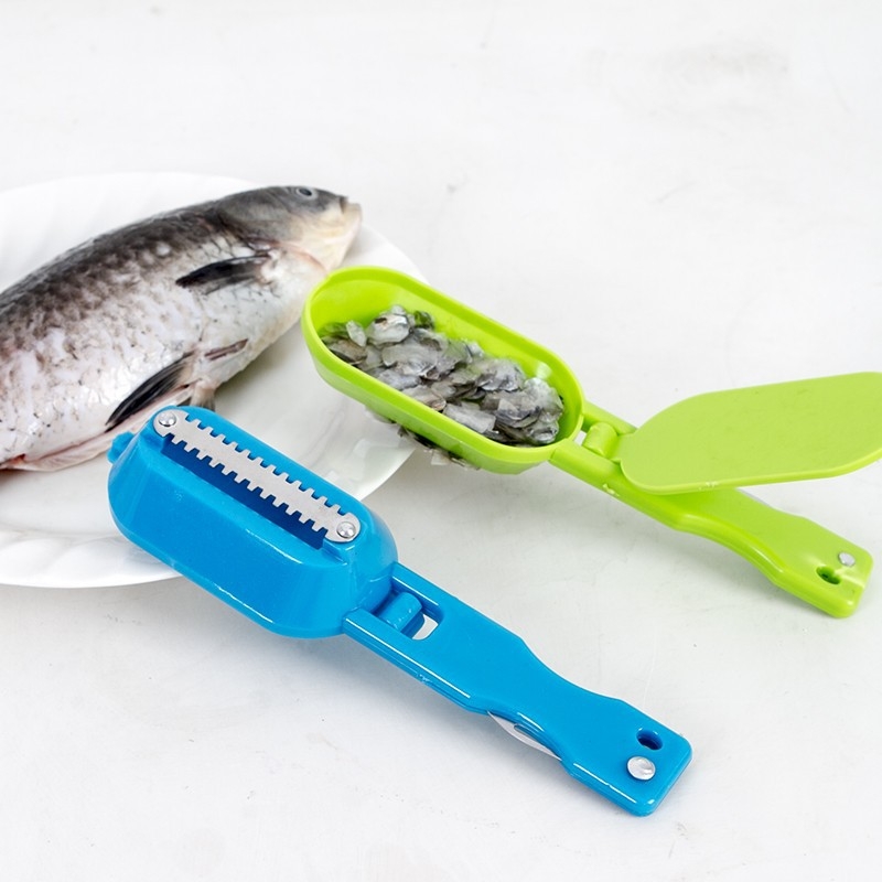 Fish scaler knife promotion shop for promotional fish for Fish scaling knife