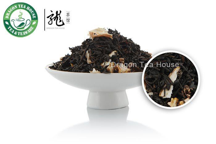 Premium Lemon Flavoured Black Tea 100g 3.5oz<br><br>Aliexpress