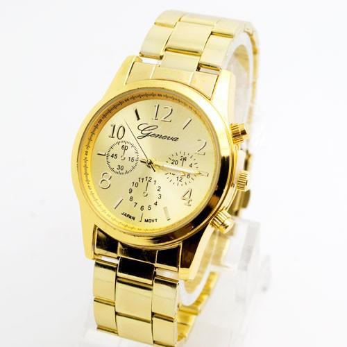 2015 New Arrive Geneva Brand Business Watch Fashion Clock Men Women Dress Quartz Wristwatches G05 HAI<br><br>Aliexpress