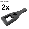 Go Pro Accessories 2 Pieces Spanner Wrench For GoPro Hero 4 3 Xiaomi Yi SJCAM SJ4000