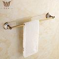 AP1 Series Antique Brass Towel Bars Wall Mounted Bathroom Accessories Single Towel Bar Towel Rack Porcelain
