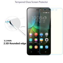 0.33mm Premium Tempered Glass film for iPhone 5 / 5S / 5C 4in 2.5D Arc Edge 9H Hard High Transparent Screen Protector