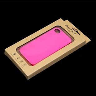 200pcs/lot DHL Shipping Retail Packaging Box for iPhone Case Cover Package Leather Shell Special Packing Phone Case Packaging
