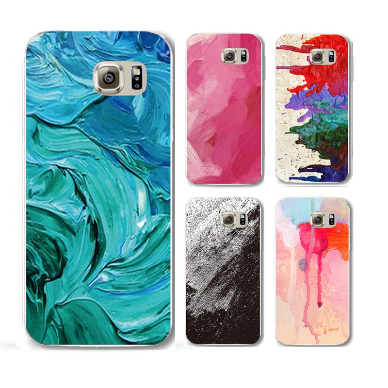 SUPER HOT Graffiti painting Inkjet personality Case Cover For Samsung Galaxy A3 A5 J5 S3 S4 S5 S6 S7 plus Cell phone cases(China (Mainland))