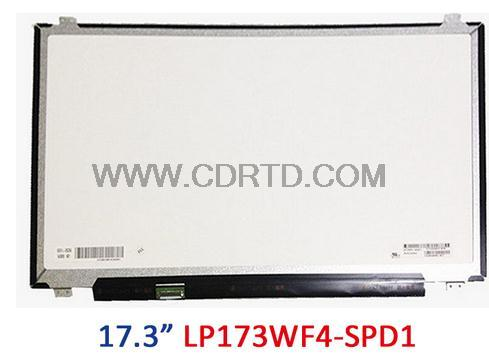 Laptop LCD Screen For ASUS G751 G751JL G751JM G751JT G751JY LP173WF4(SP)(D1)  LP173WF2-TPB2 TPA1