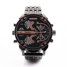 Buy Oulm Brand Big Watches Men Luxury Brand Military Army watch Men's Casual Wristwatches Famous Quartz Male Watch relogio masculino for $18.06 in AliExpress store