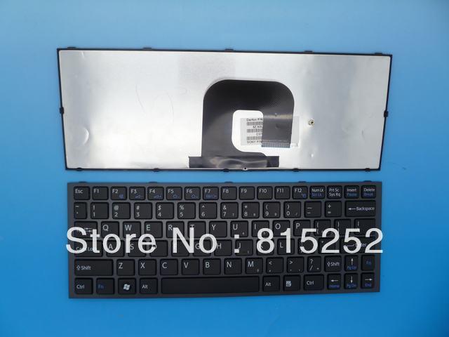 Laptop Keyboard for SONY Vpc-YA VPCYA Series Black Frame US 9Z.N5USW.201 148965731<br><br>Aliexpress