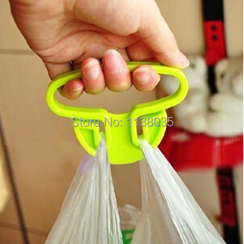 Double hook design Carry vegetables device hook ganchos decorativos high quality for bags supermarket easily Non-slip(China (Mainland))