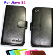 For Smartphone Jiayu S2 / New PU Leather Stand Design Protection Wallet Case Cover / You choose color