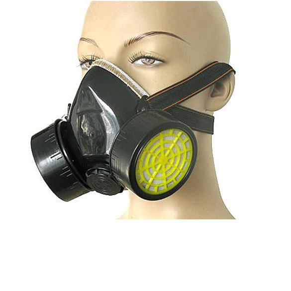 Industrial Anti Dust Paint Respirator Mask Chemical Gas Filter Paint Safety Equipment NI5L(China (Mainland))