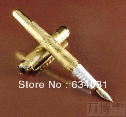 Jin Hao gift pen/trade / 477 Fountain Pen free shipping<br><br>Aliexpress