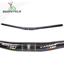 Carbon bicycle handlebar mountain bike bicycle handlebar carbon handlebar mtb ud glossy 31.8*660mm swallow-shaped handlebar(China (Mainland))