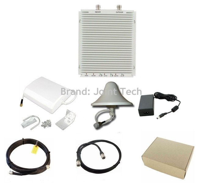 Germany O2 Tri Band GSM 900/1800/2100 Mobile Phone Signal Booster Upto 250sqm All Germany Mobile Phones(China (Mainland))