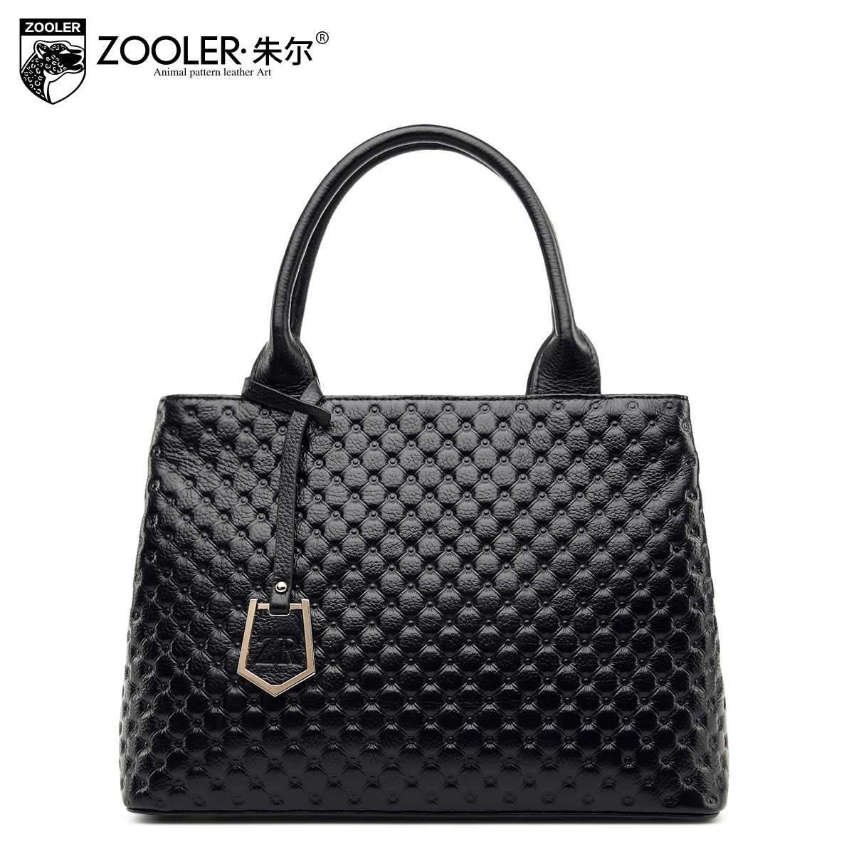 2015 women's genuine leather handbag first layer of cowhide women's bags all-match fashion female handbag