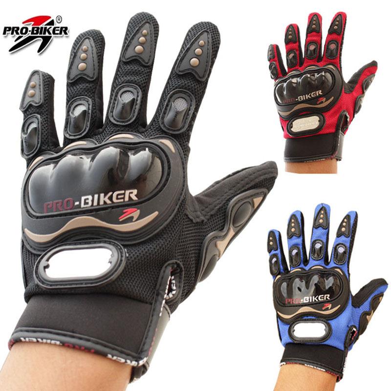 Перчатки для мотоциклистов Luvas