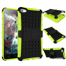 For Lenovo S60 Case Hybrid TPU + PC Silicone Protective Cases Armor Shockproof Back Cover For Lenovo S60 S60W Case With Touchpen