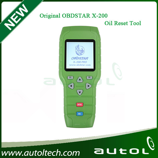 Reset Oil Reset Tool X-200,OBDSTAR X-200 Software downloading speed improved by more than 50%(China (Mainland))