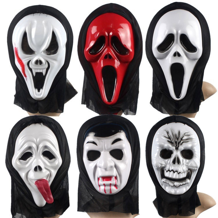 Scary Ghost Faces Promotion-Shop for Promotional Scary Ghost Faces ...
