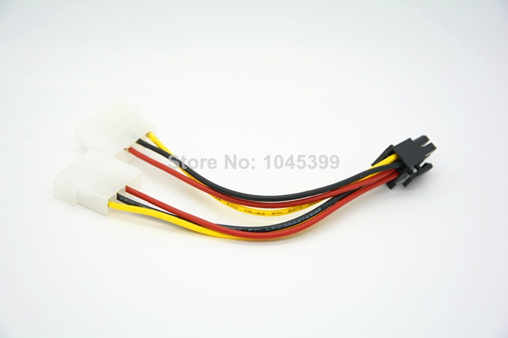 4 Pin Connector Power Supply Pin Gpu Power Supply Cable