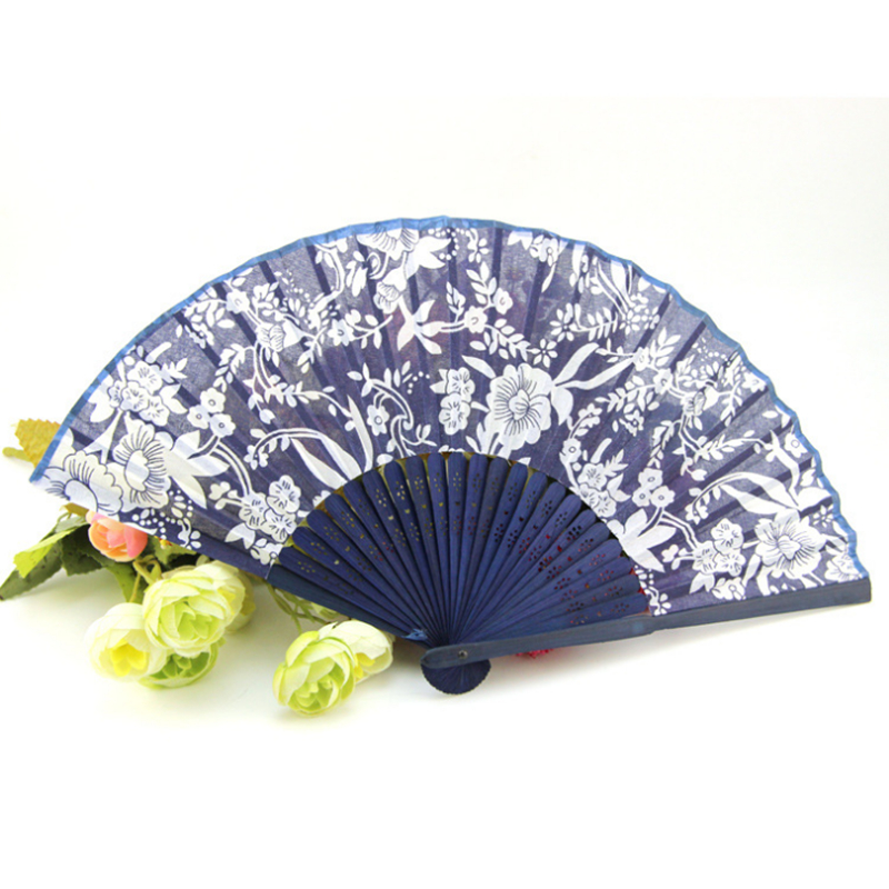 2017 Hot Sale Spain Ladies Cheaper Bamboo Folding Hand Fans,Wholesale Personalized Bamboo Fan of Old Wedding Decoration 22(China (Mainland))